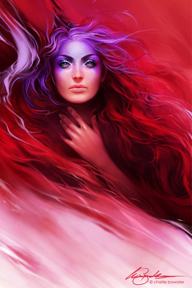 Kick Ass Illustrations by Charlie Bowater