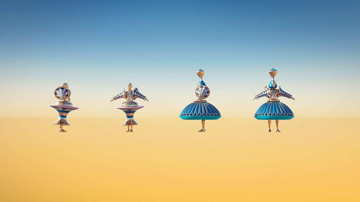 Onirique and Surreal World of Vinicius Costa