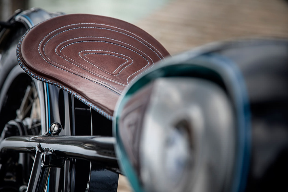 Titan MC: Боббер BMW R50/3