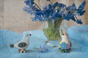 И птички поют о весне