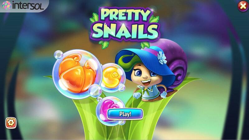 Pretty Snails