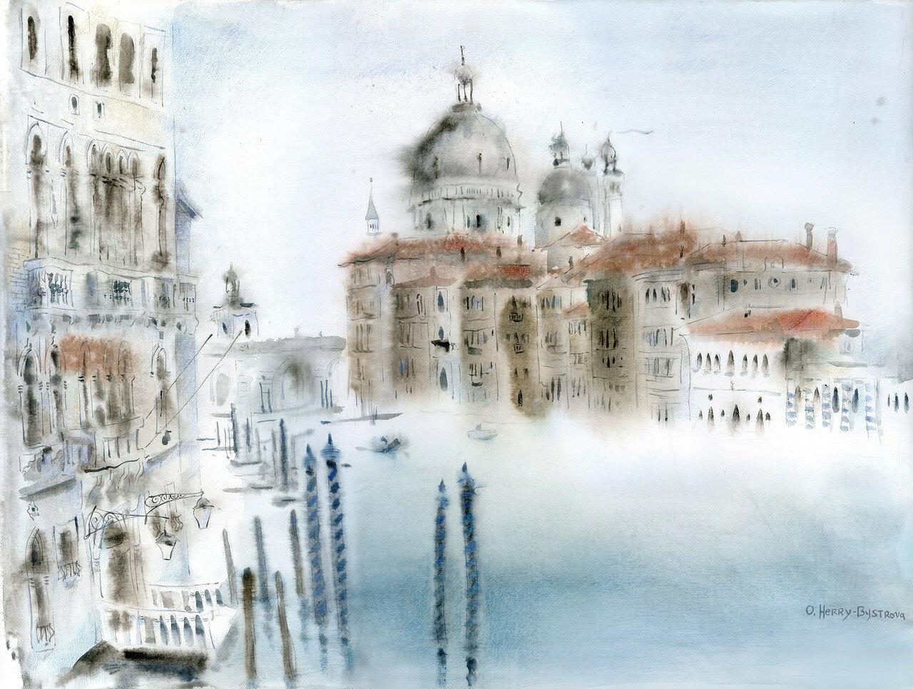Venise. Grand C