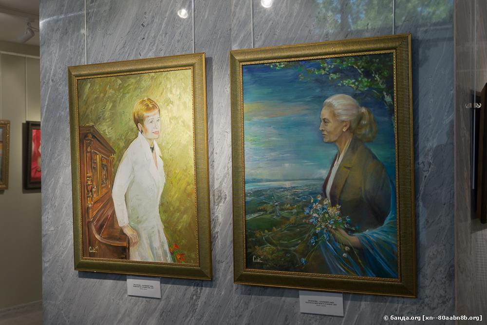 Картины в музей