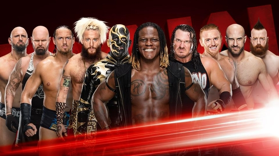 Post image of WWE Monday Night RAW 08.05.2017