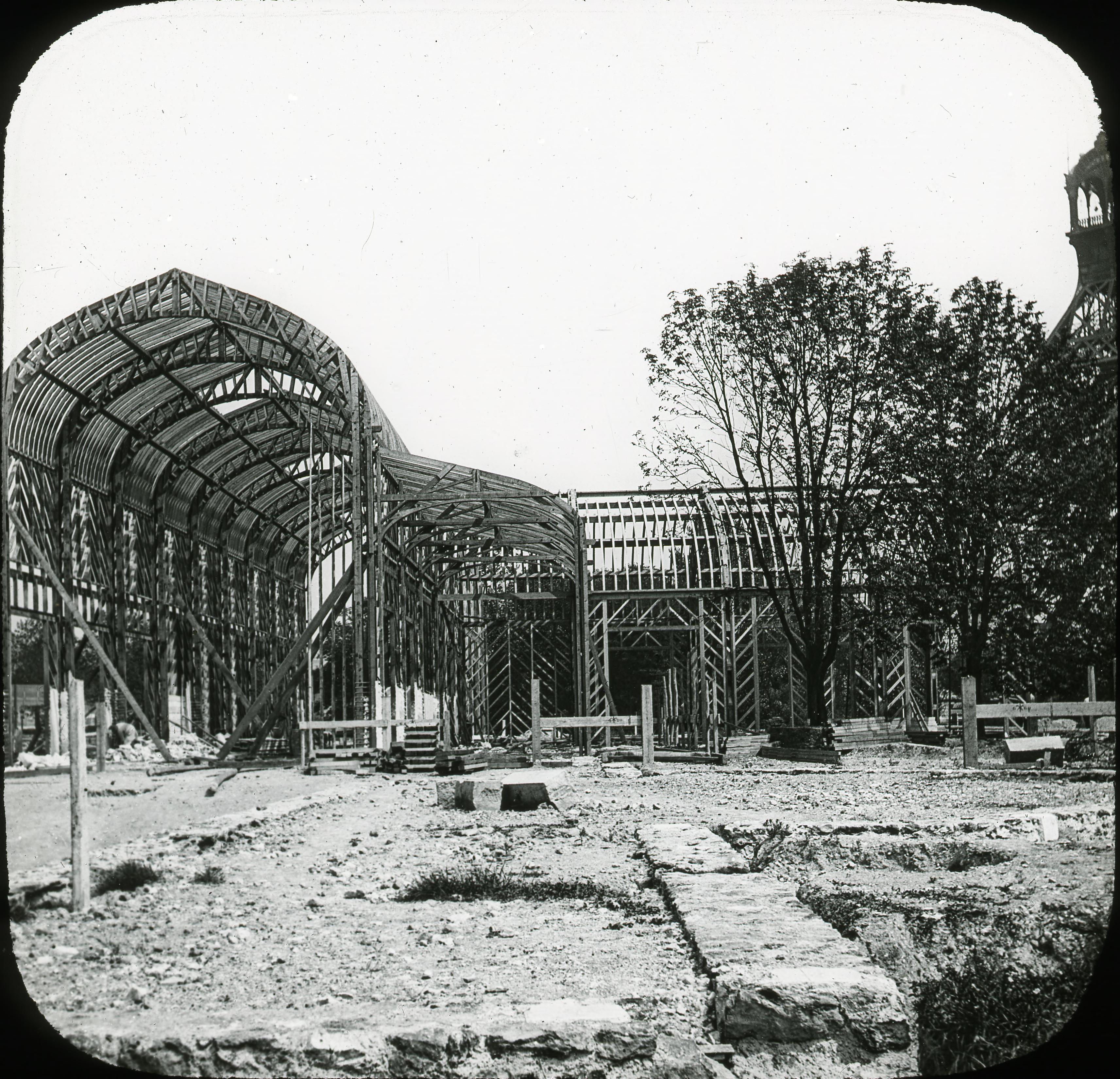 Строительство Дворца Оптики