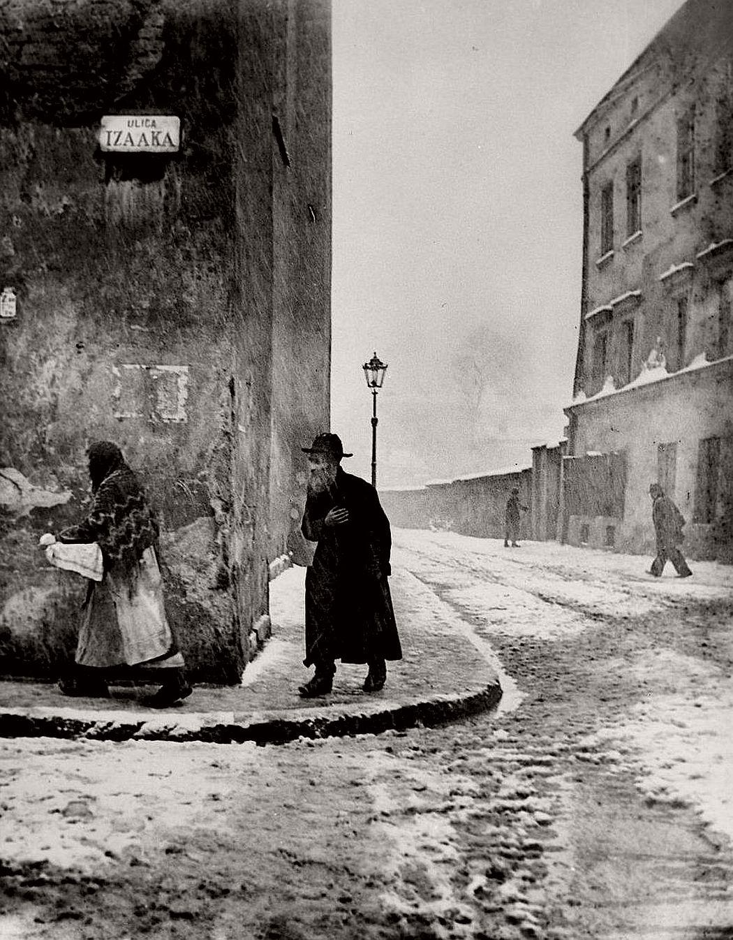 Улица Исаака. 1938