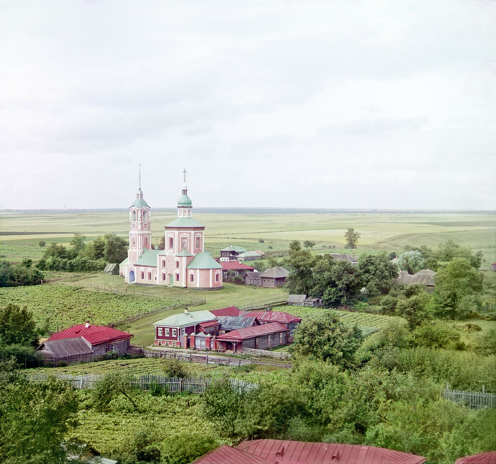 Borisoglebskaya Church