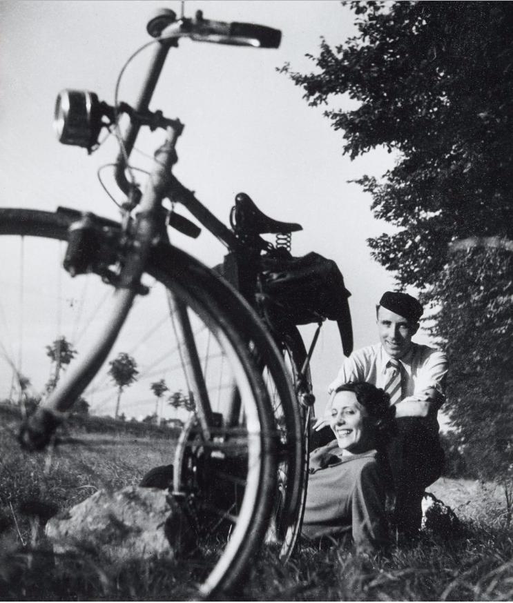 1936. В окрестностях Мант-ла-Жоли