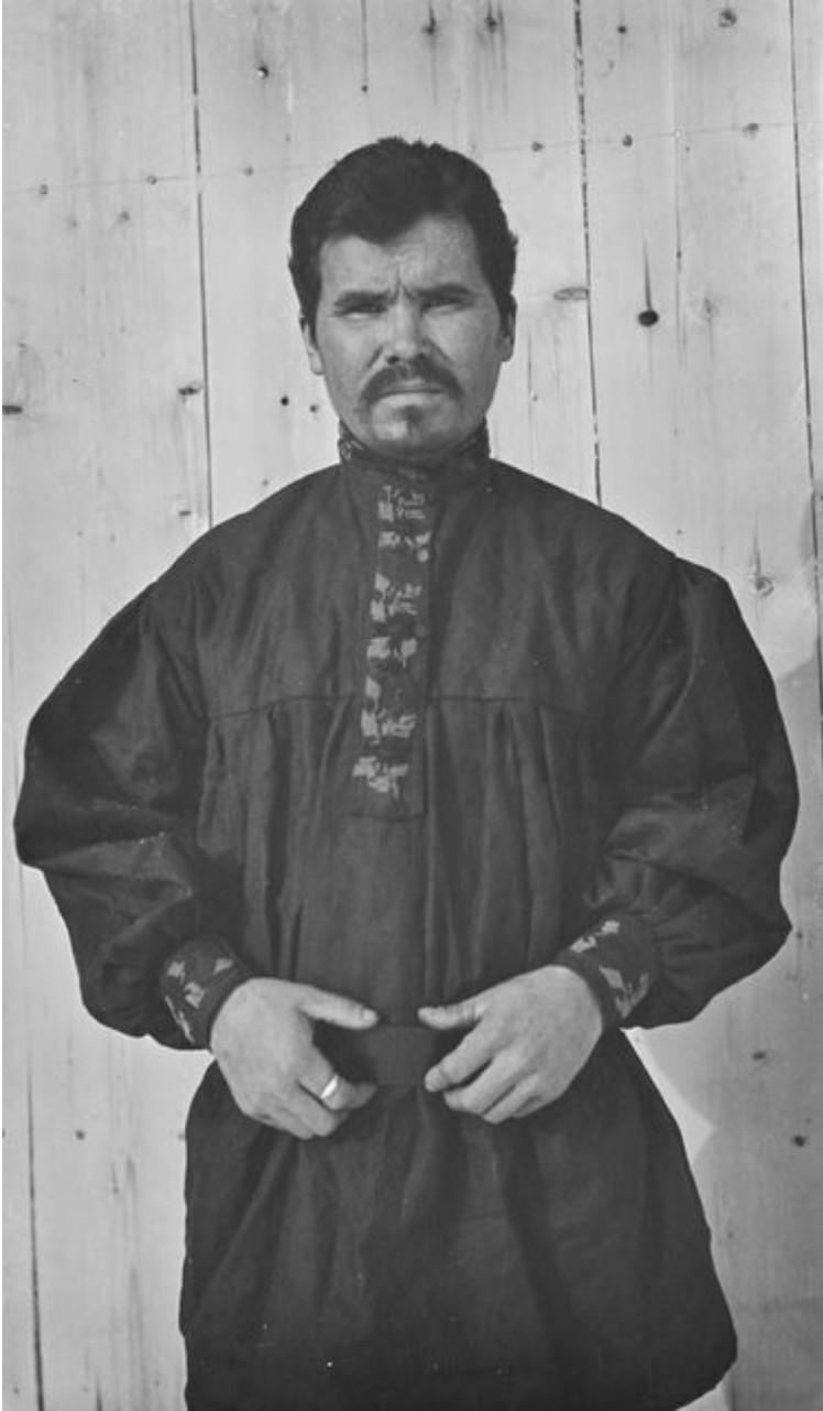 Маковское. Алексей Едвакин, Меташкины юрты