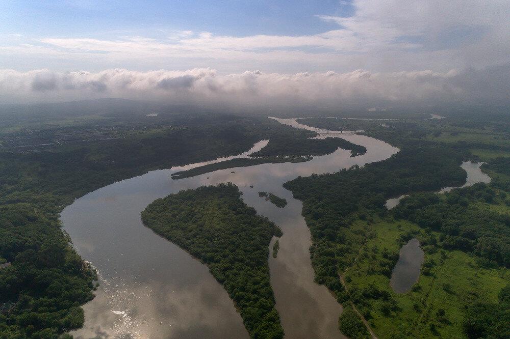 Картинка реки амур и волга