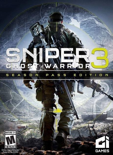 Sniper Ghost Warrior 3: Season Pass Edition (2017/RUS/ENG/MULTi10/RePack от FitGirl)