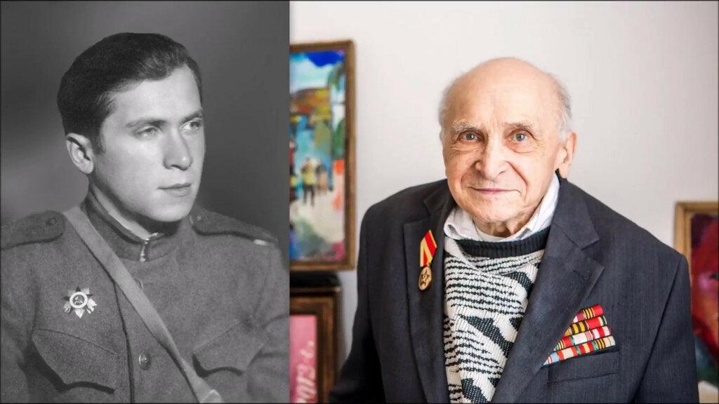 Рабичев Леонид, (1923-) писатель, поэт художник