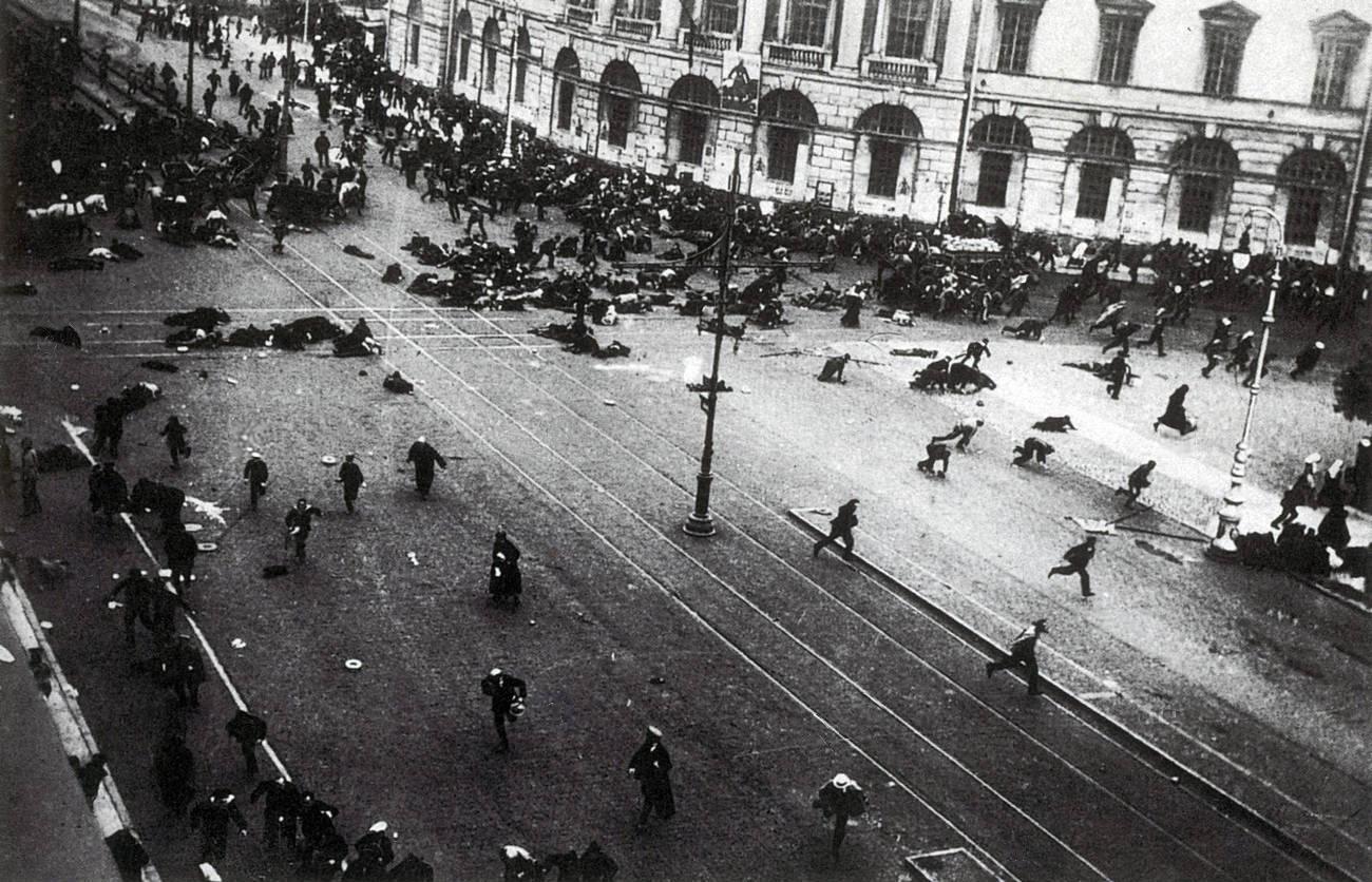 Великая страна СССР :: июль 1917