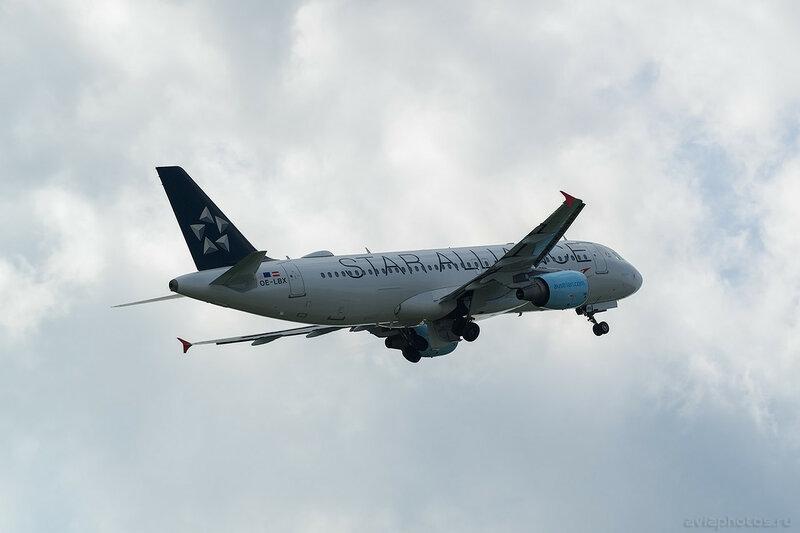 Airbus A320-214 (OE-LBX) Austrian Airlines 047_D800773