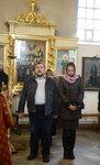 19 апреля. Архиерейское богослужение в храме в честь иконы Божией Матери «Всех скорбящих Радость» города Иваново