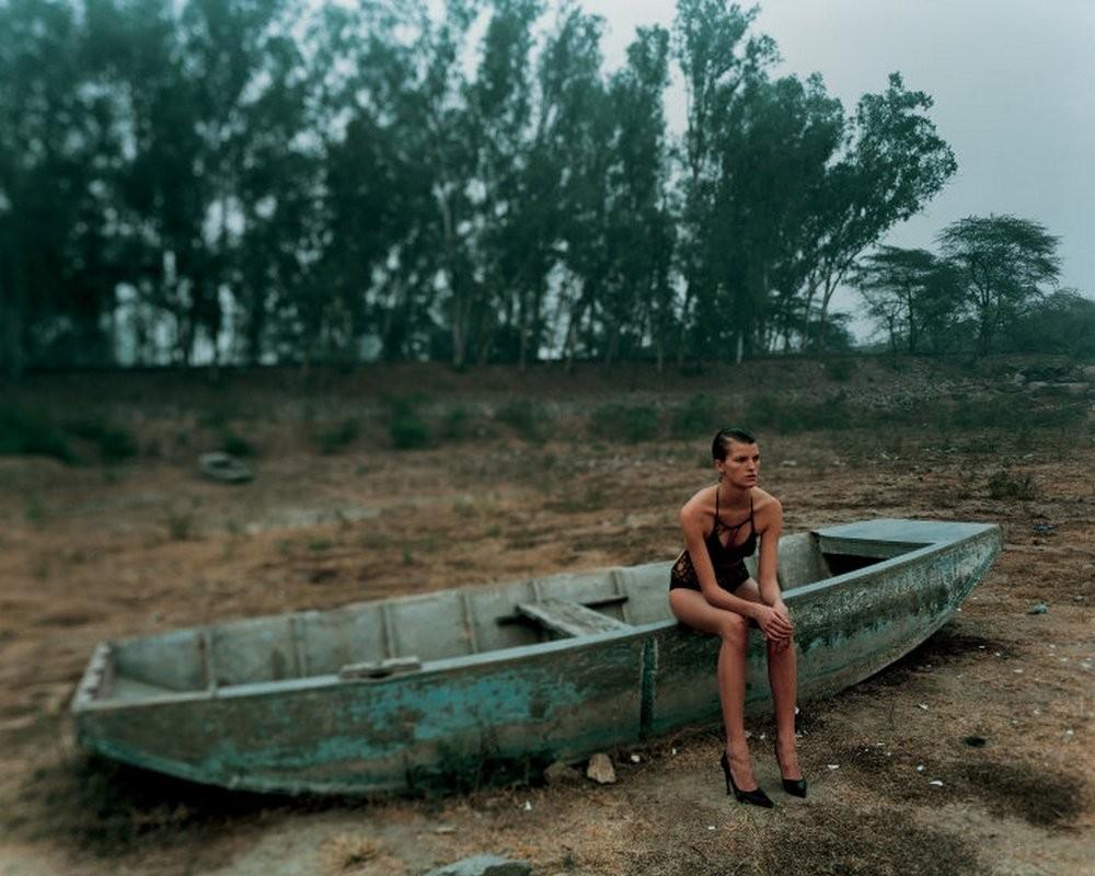 Колоритные снимки Бхарата Сикка