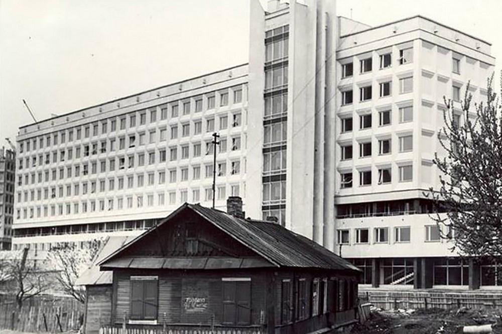 15 лучших советских зданий Минска