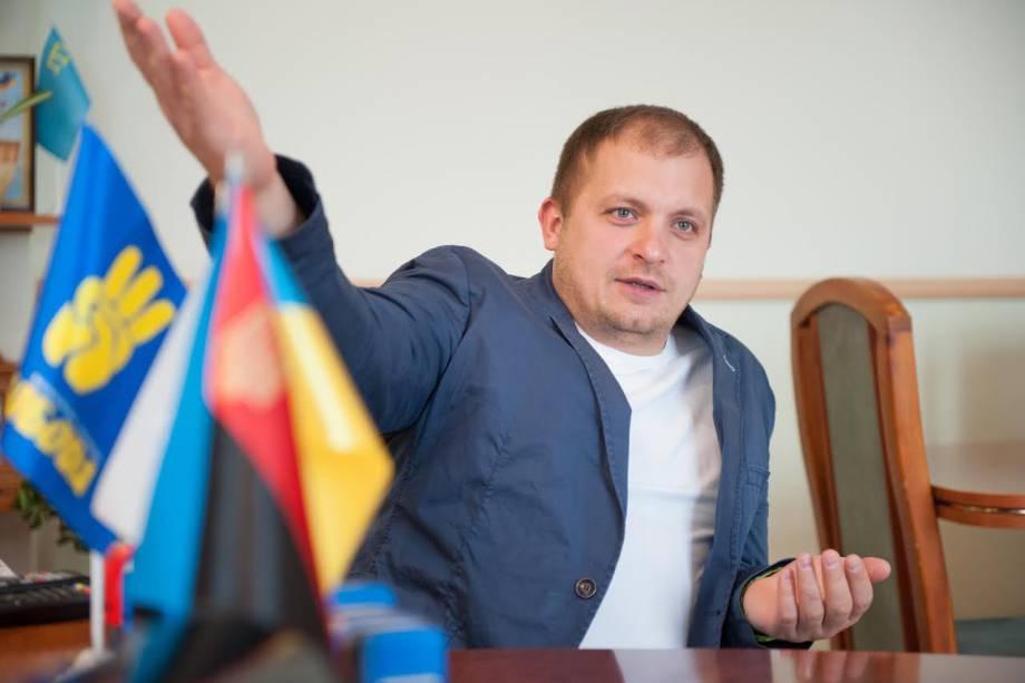 Мэр Конотопа Семенихин грозится объявить голодовку под АП, если местные депутаты не соберутся на сессию