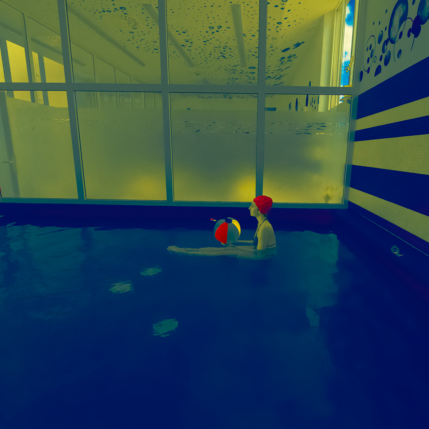 Ghost town-pools / фото Andrea Koporova