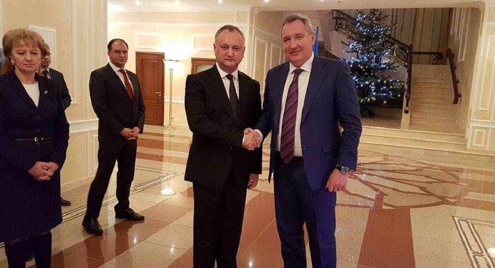 Рогозин встретится сДодоном вТегеране либо вАдис-Абебе