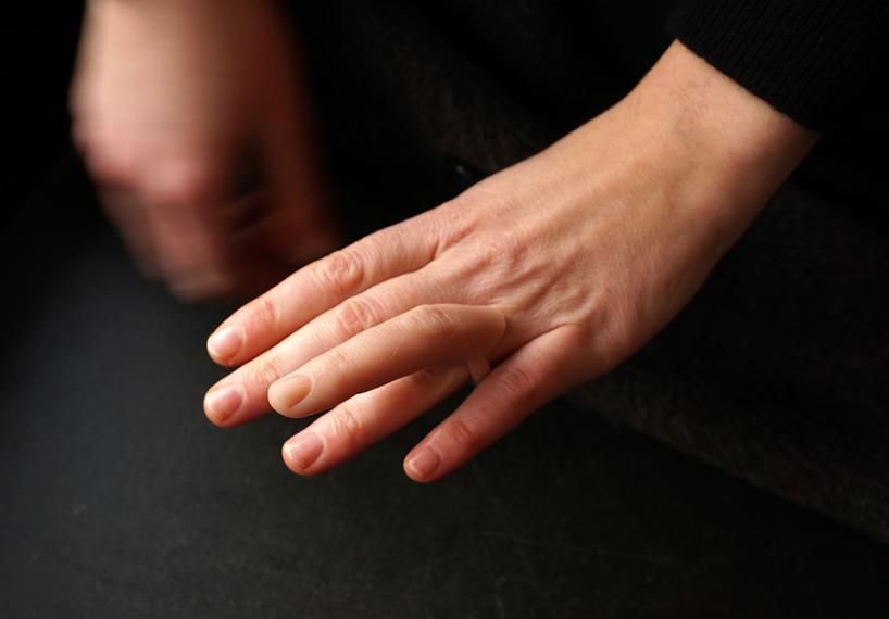 Кольцо в форме шестого пальца (15 фото)