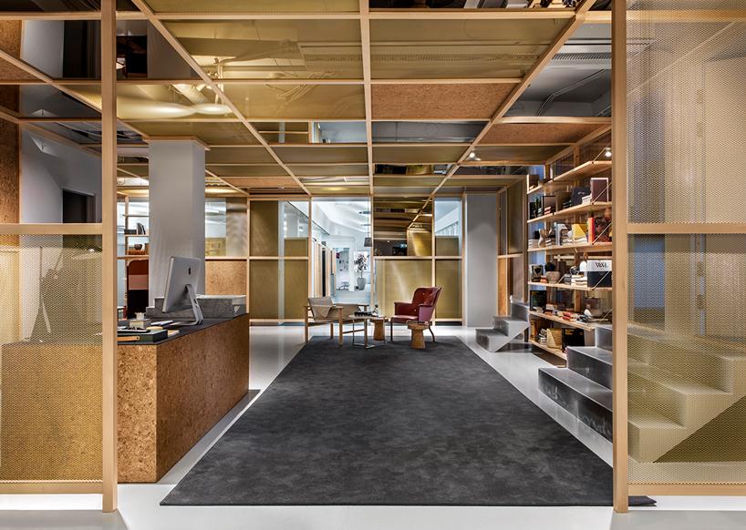 Функциональный офис юридический фирмы в Гетеборге (10 фото)