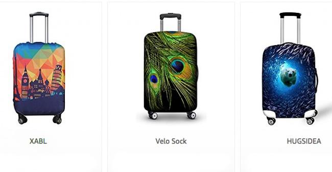 © amazon  Помните, как заматывают чемоданы ваэропортах? Ниодин вор неразмотает. Игрузчик н