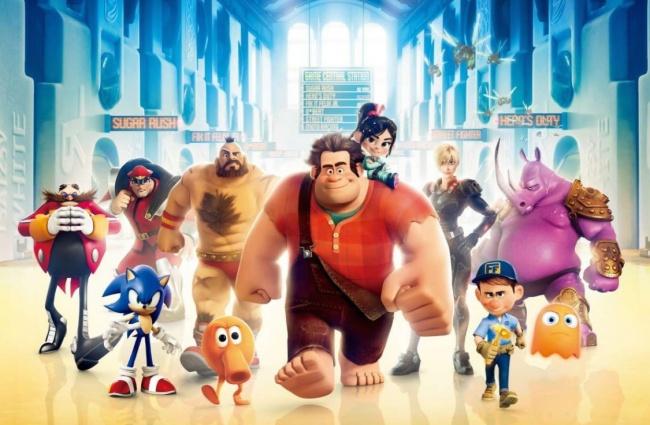 © The Walt Disney Company  Приквел : Ральф (1ноября 2012года) Премьера : 21ноября 2018 года