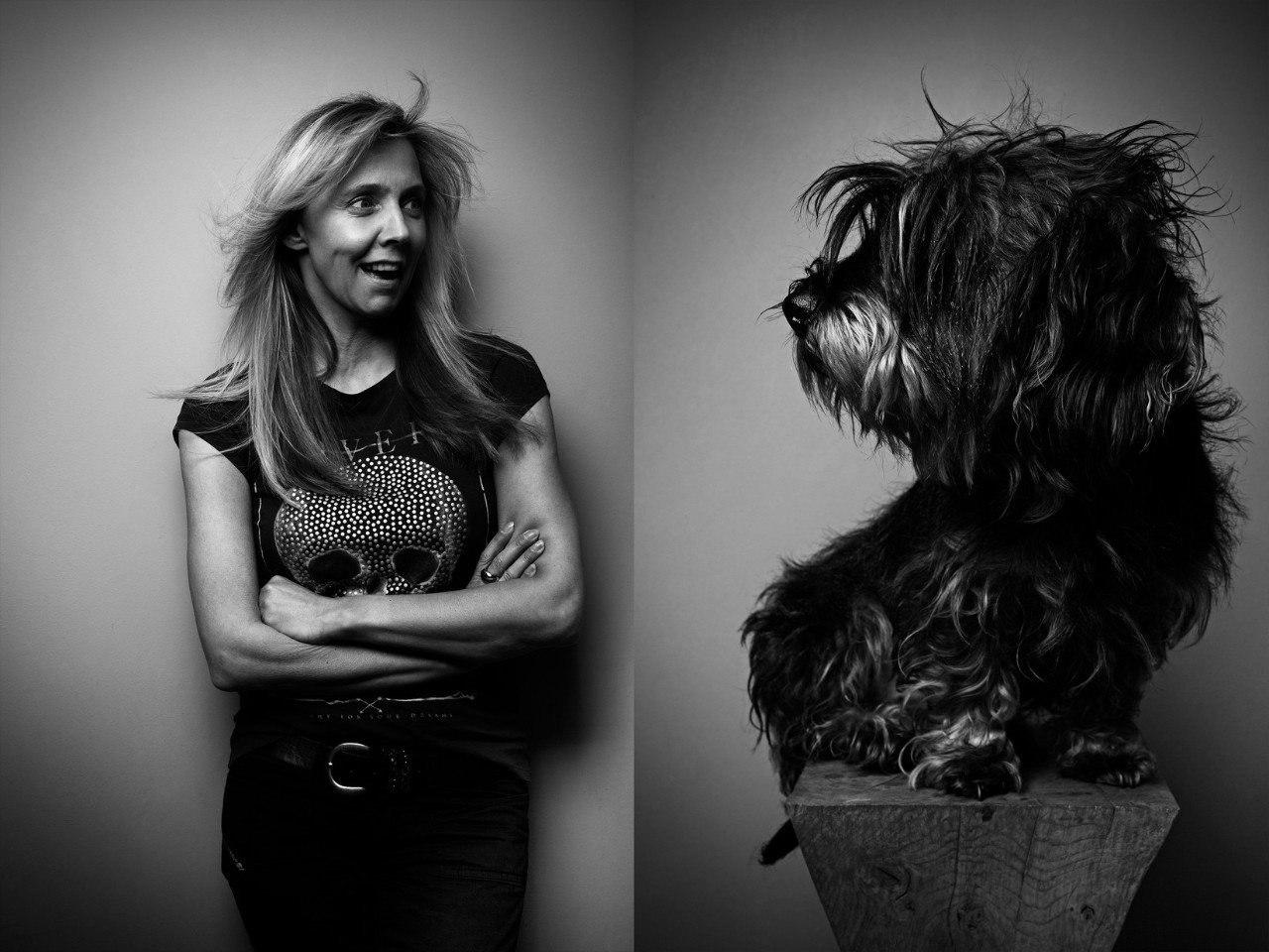 Не зря говорят, что домашние животные похожи на своих хозяев: серия снимков от немецкого фотографа Тобиаса Ланга это доказывает