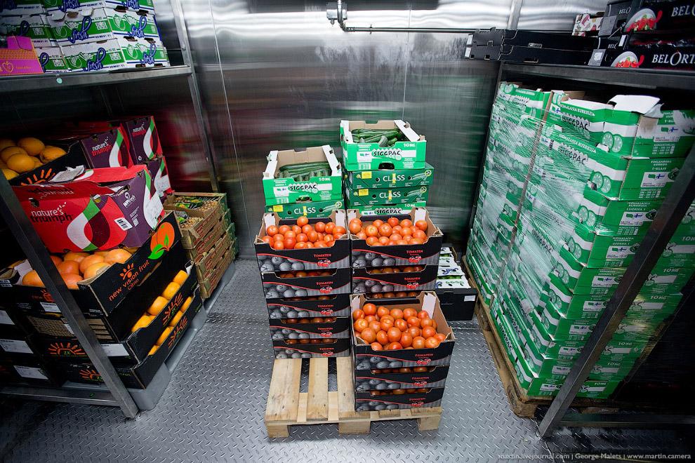 21. Ладно, хватит о еде и удовольствиях в путешествии, переместимся в центр управления кораблем