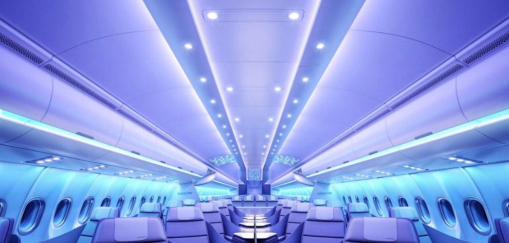 22. И не только на борту широкофюзеляного A330, но и на борту A320neo ! Эту новинку концерн Air