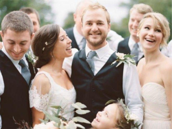 Джен всего раз согласилась быть подружкой невесты — на свадьбе брата Блейна. По ее собственном