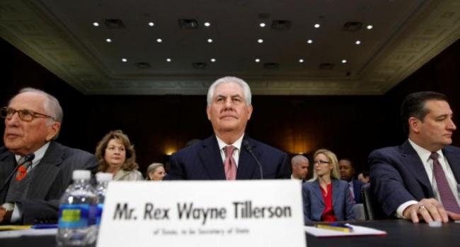 Сенаторы Маккейн иГрэм поддержат назначение Тиллерсона госсекретарем