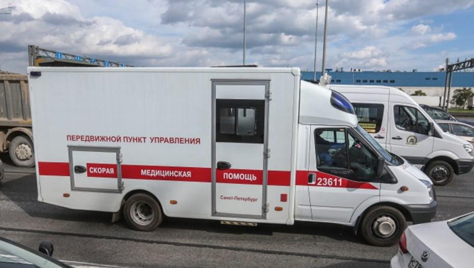 ВПетербурге нетрезвый мужчина вызвал себе скорую иизбил доктора