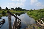 Фото 2014 г. Вид на ГЭС от нового моста