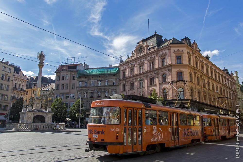 Брно — столица Моравии