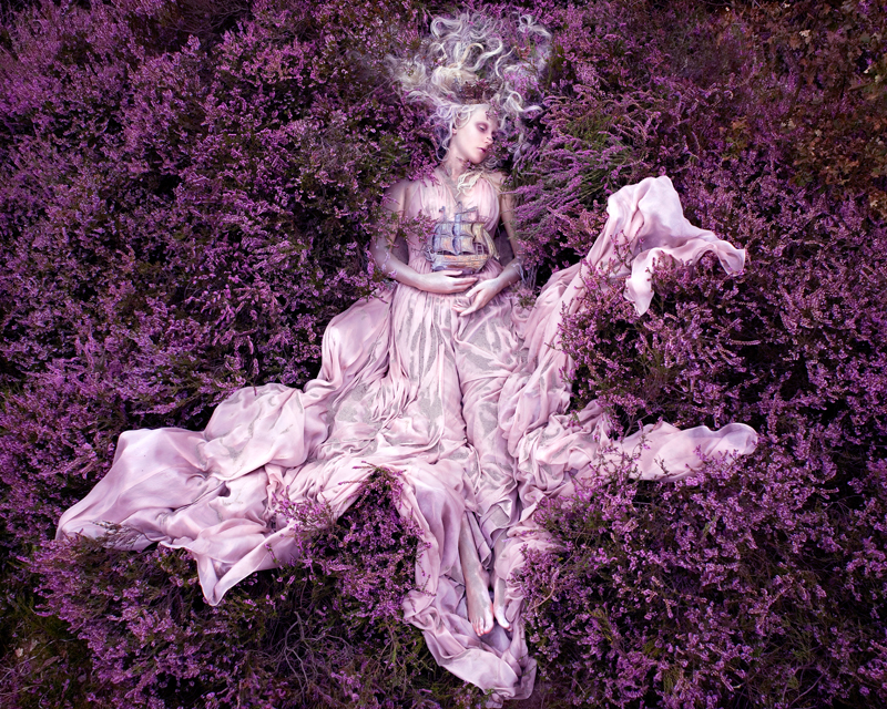 Gammelyn's Daughter © Kirsty Mitchell