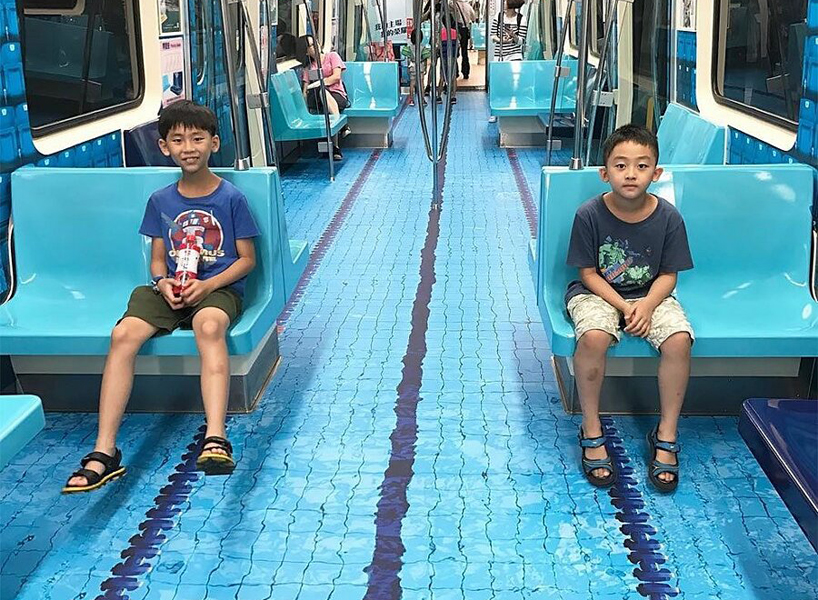 Sport Venues Metro in Taipei (7 pics)