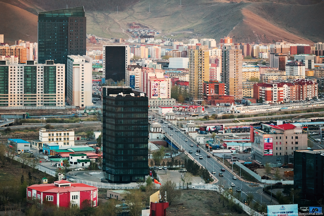 Автопутешествие в Монголию
