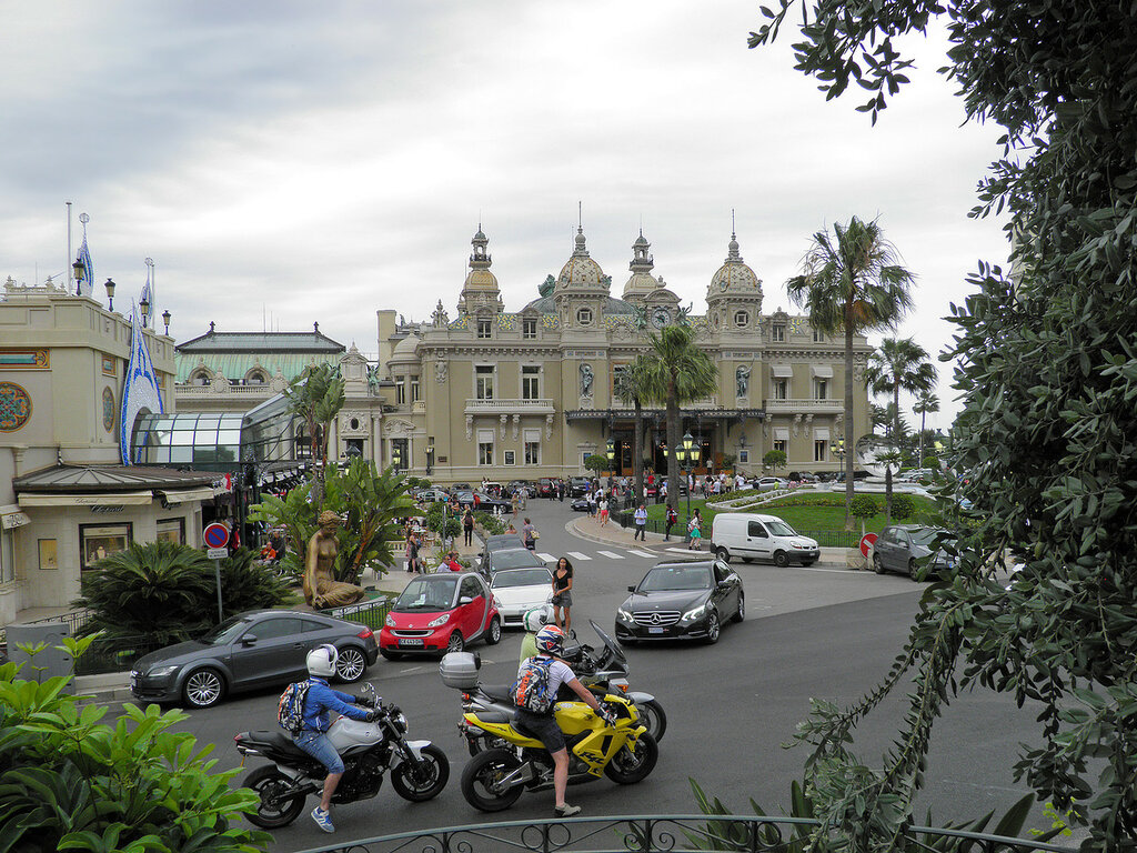 Казино в Монте Карло