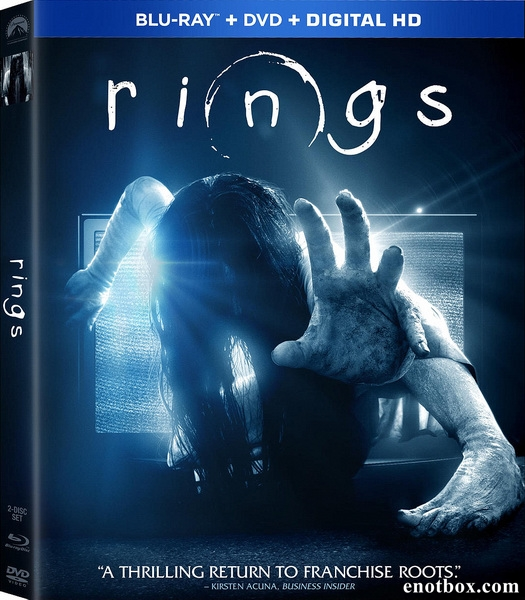 Звонки / Rings (2017/BDRip/HDRip)