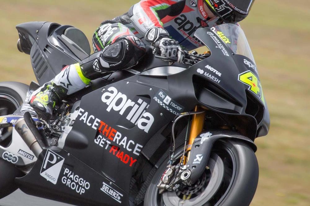 Крылья в MotoGP 2017