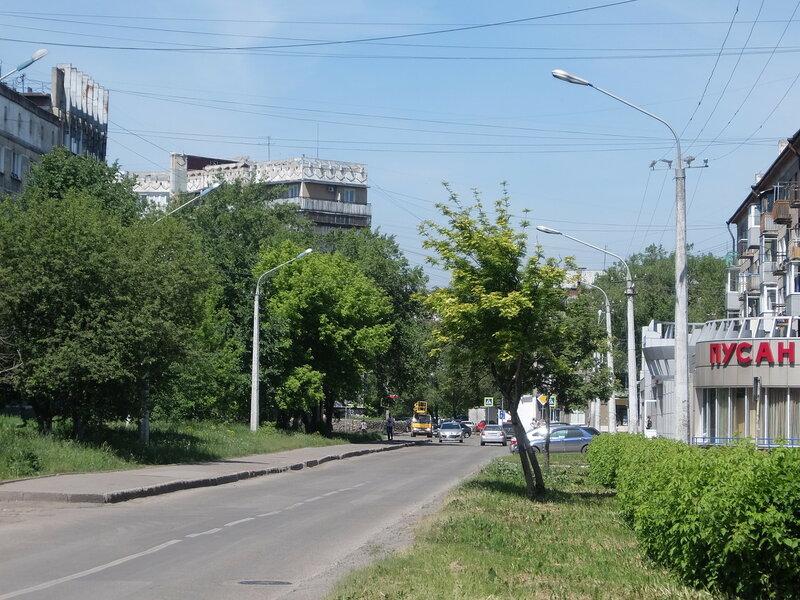 Новокузнецк - Улица Кузнецова