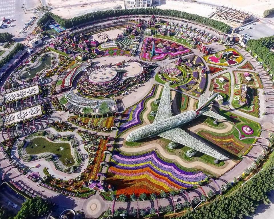 Дубай сад чудес фото недвижимость за рубежом у депутатов