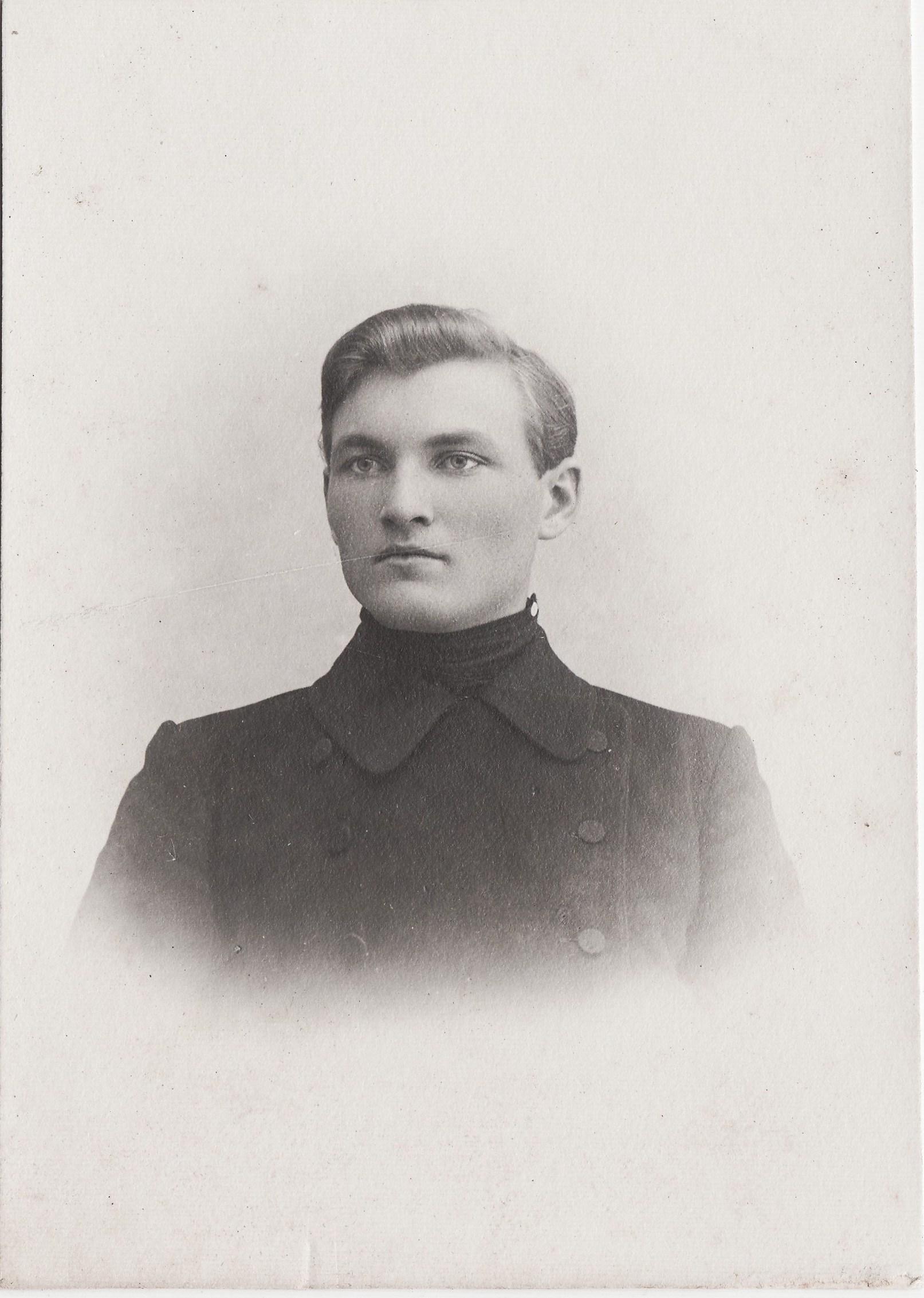 Студент Валединский Дмитрий. I отделение разряд 2