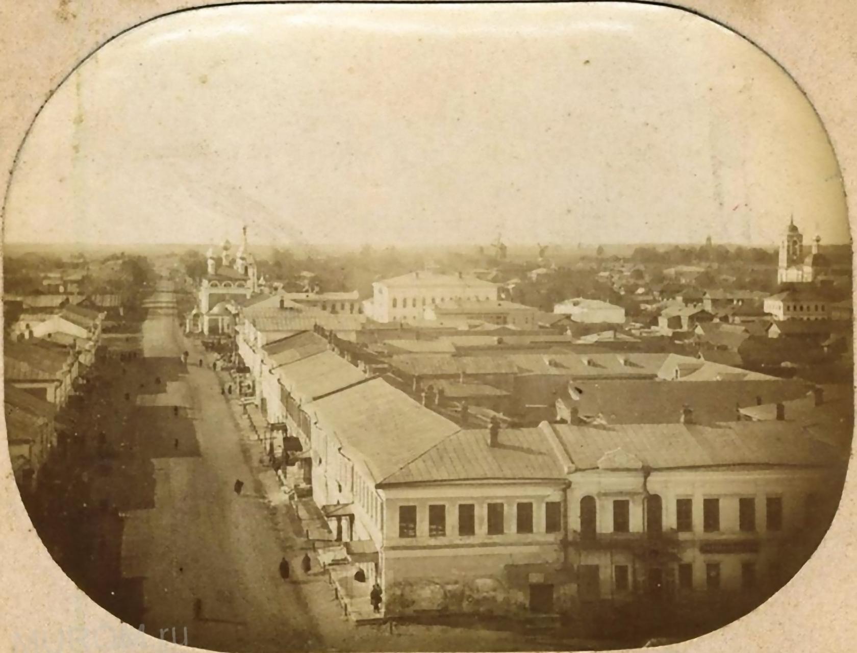 Вознесенская улица. 1880-90