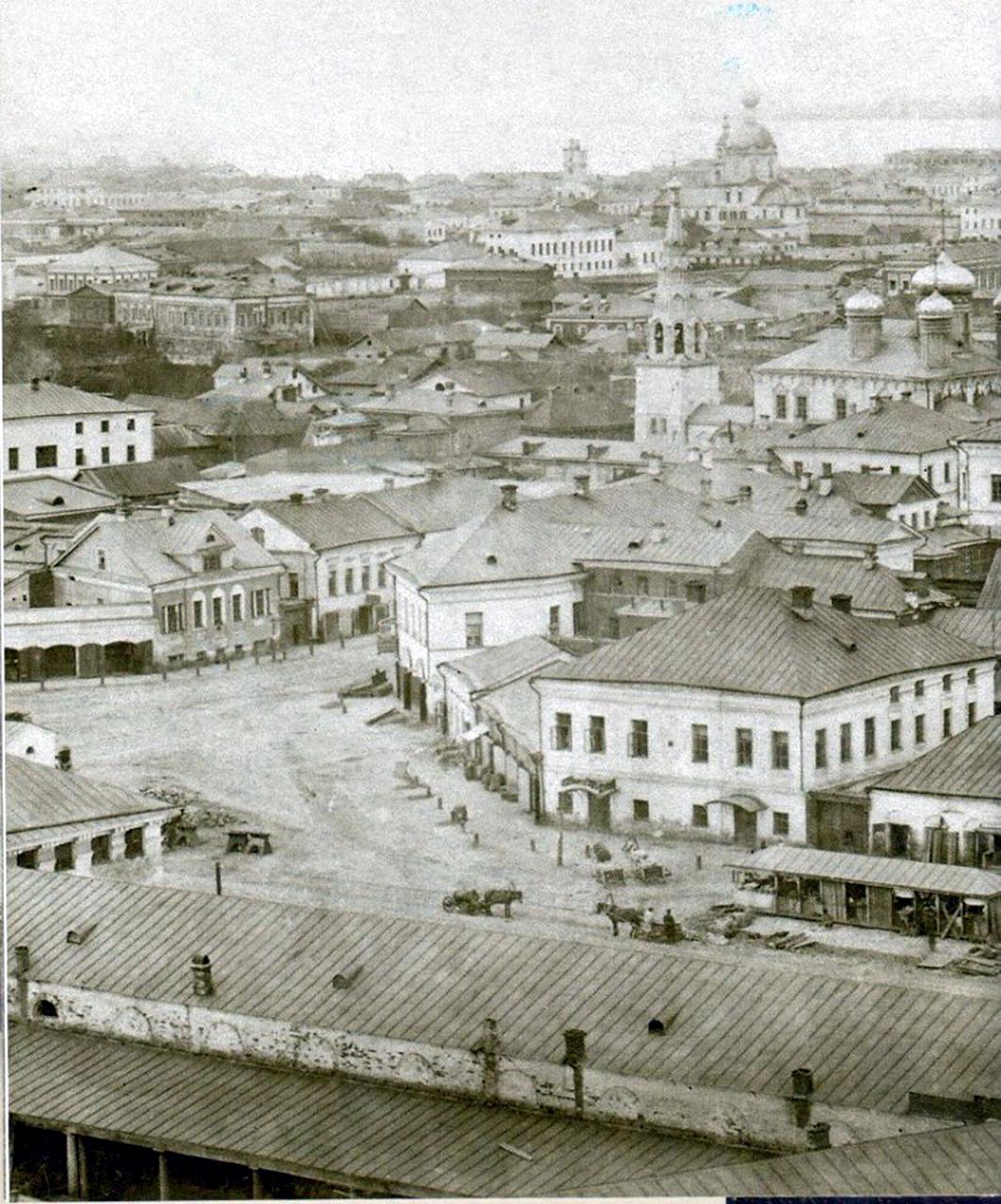 1880-е. Рыбнорядская улица