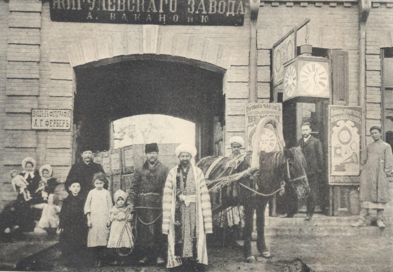 27. Склад Жигулёвского пивзавода в Чарджуе