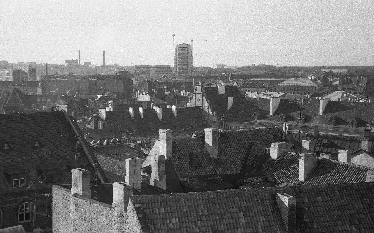 Таллин. 70-е