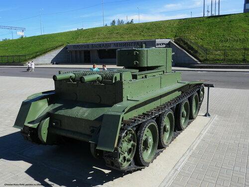 БТ-5 (музей Прорыв) _2900.JPG